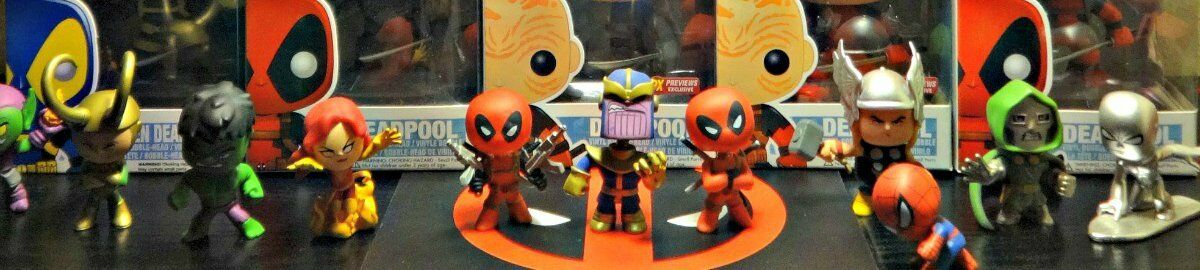 infinity pop collectibles