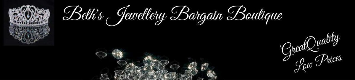 Beth's jewellery bargain boutique