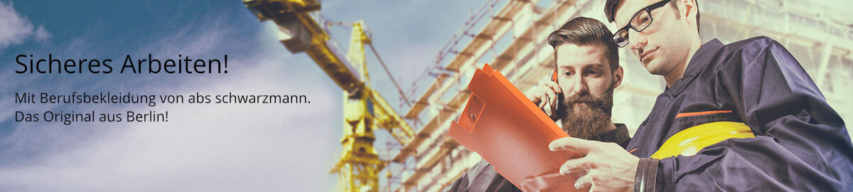 Berufsbekleidung und Arbeitsschutz