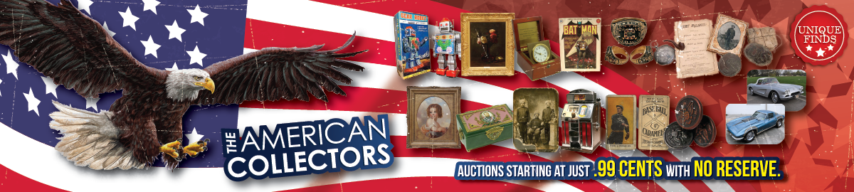THE AMERICAN COLLECTORS