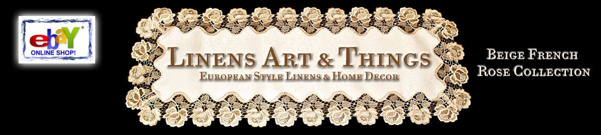 Linens Art and Things