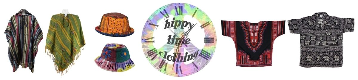 Hippy Time Clothing
