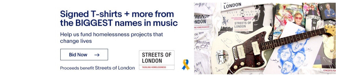Streets of London charity