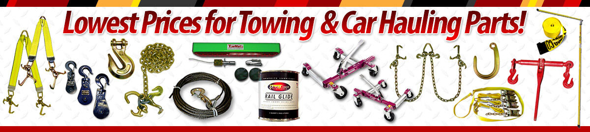 Carhauler Towing Parts