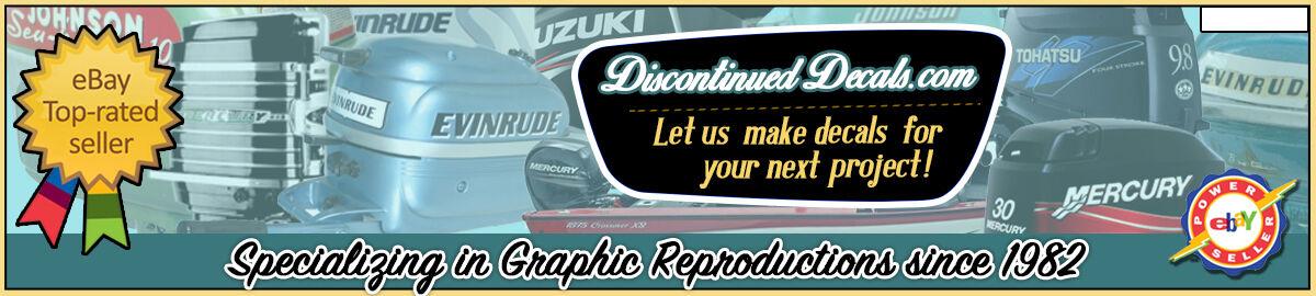 DiscontinuedDecals.com