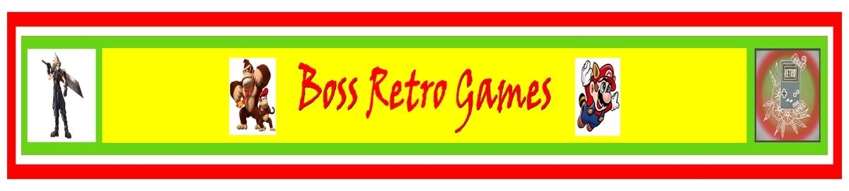 Boss Retro Games