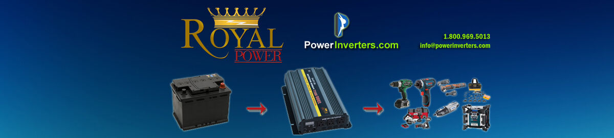 Power Inverters by Royal Power