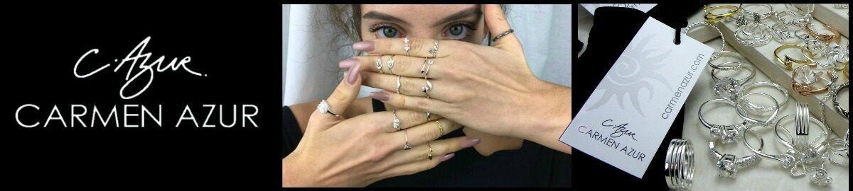 Carmen Azur Silver Jewellery