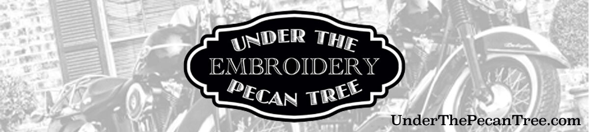 Under The Pecan Tree Embroidery