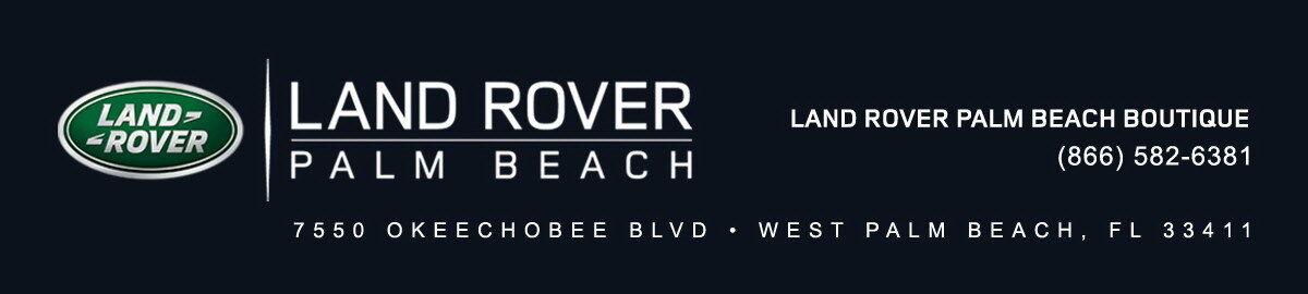 Land Rover Palm Beach Boutique