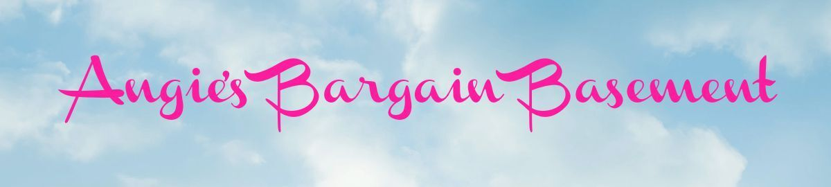 Angie s Bargain Basement