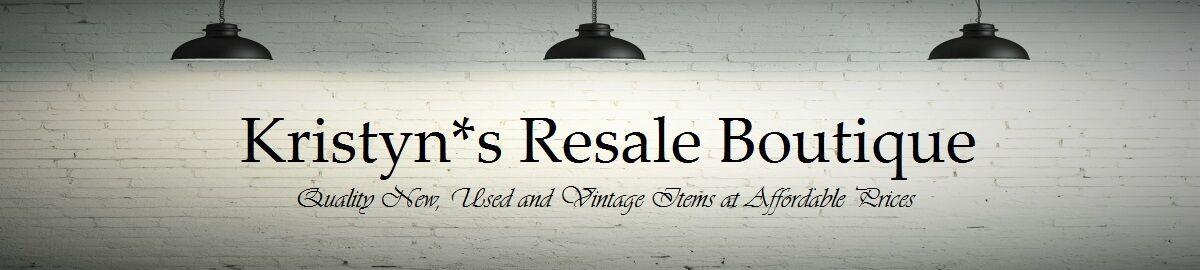 Kristyn*s Resale Boutique