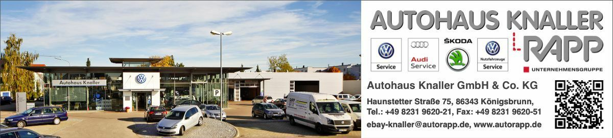 Autohaus Knaller - Königsbrunn -