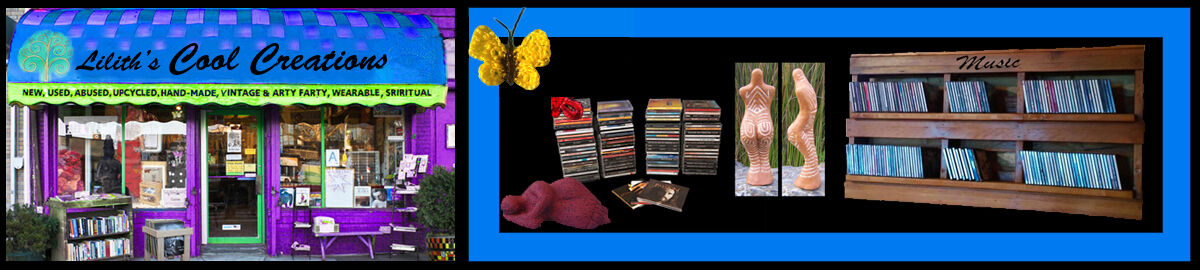 Liliths CDs & Cool Creations
