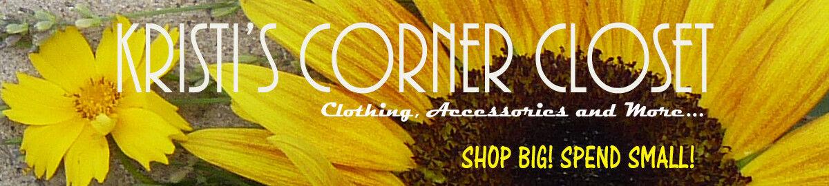 Kristi s Corner Closet