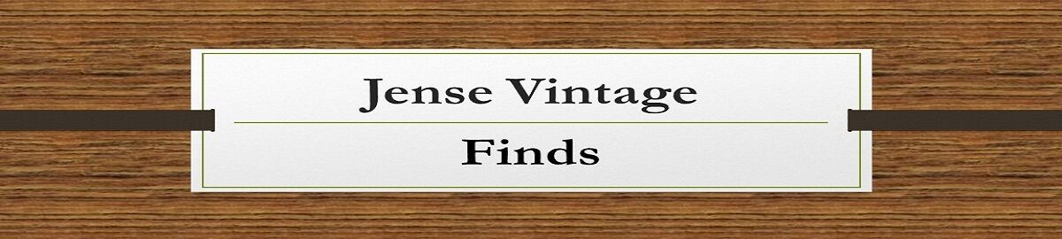 Jense Vintage Finds