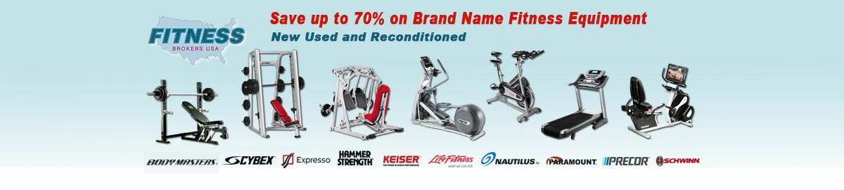 Fitness Brokers USA Wholesale Site