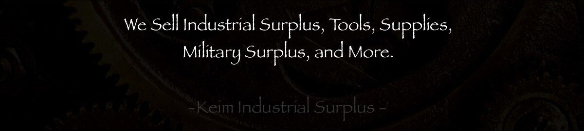 Keim Industrial Surplus