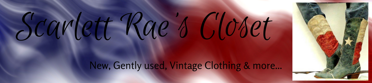Scarlett Rae s Closet