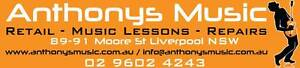 Anthonys Music - Liverpool******4243 Liverpool Liverpool Area Preview