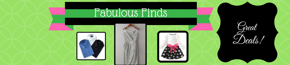 Naturally Fab Finds