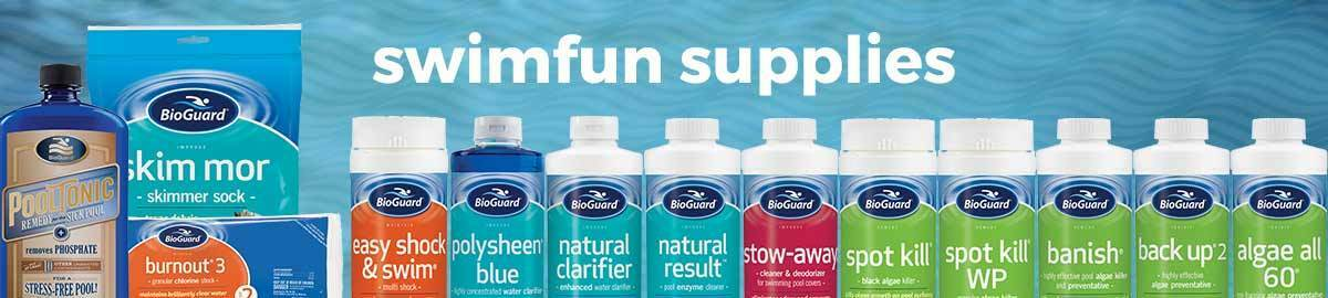 Swimfun Supplies