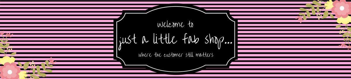 just a little fab shop...