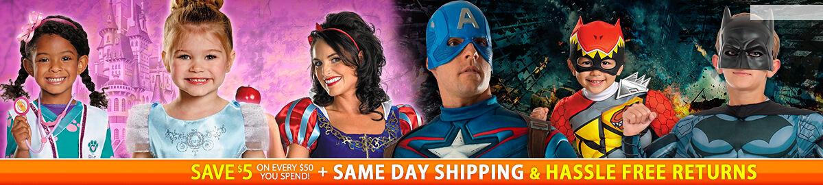 Anytime Costumes & Party Supplies