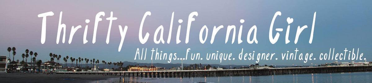 Thrifty California Girl