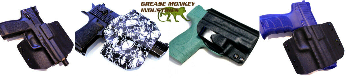 Grease Monkey Industries