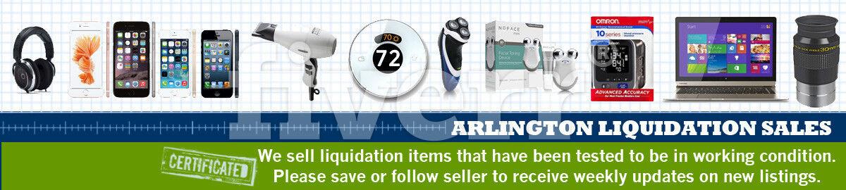 ARLINGTON_LIQUIDATION_SALES