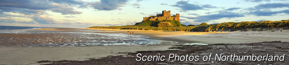Scenic Photos of Northumberland