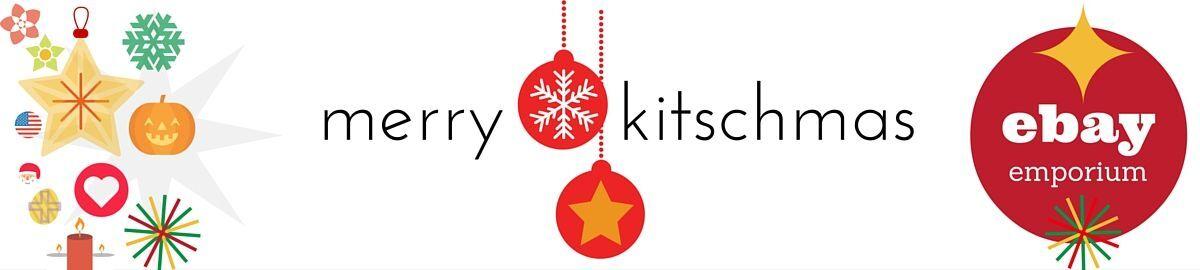 Merry Kitschmas Nostalgia Nook