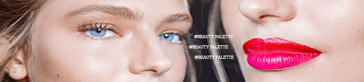 beauty palette