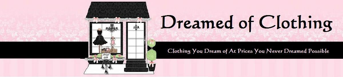 Dreamed Of Clothing