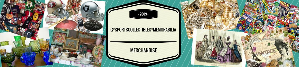 g*sportscollectibles*memorabilia