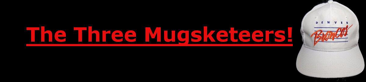 The Three Mugsketeers