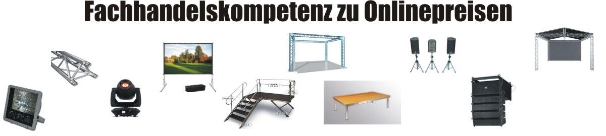 MPK-SHOWTECHNIK - Online Fachhandel