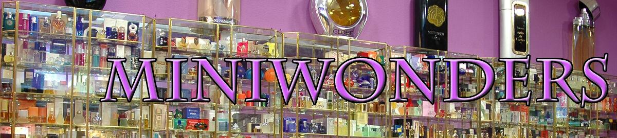 MiniWonders Fragrance Miniatures