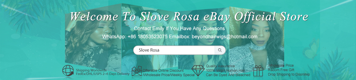 Slove Rosa Official