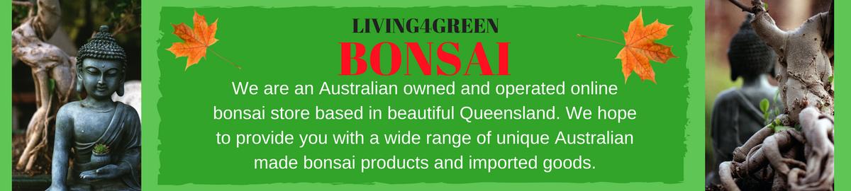 LIVING4GREEN BONSAI STORE