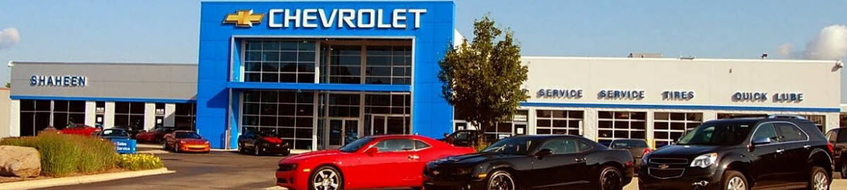 Shaheen Chevrolet Lansing
