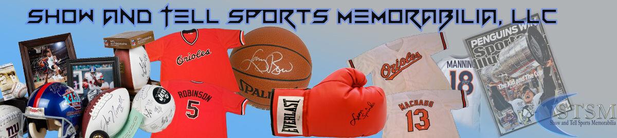 Show & Tell Sports Memorabilia, LLC
