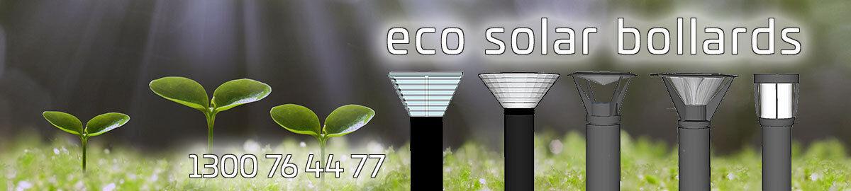 Eco Solar Bollards