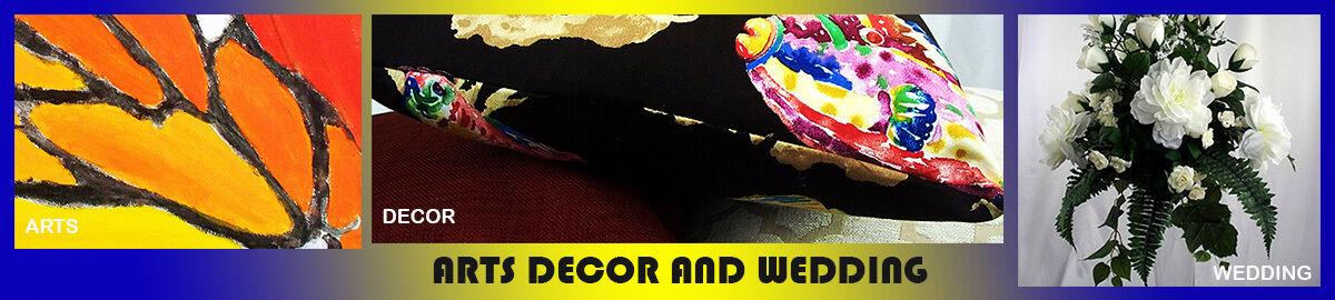 Arts Decor and Wedding
