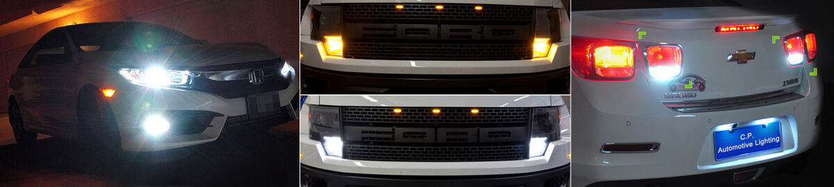 C.P. Automotive Lighting