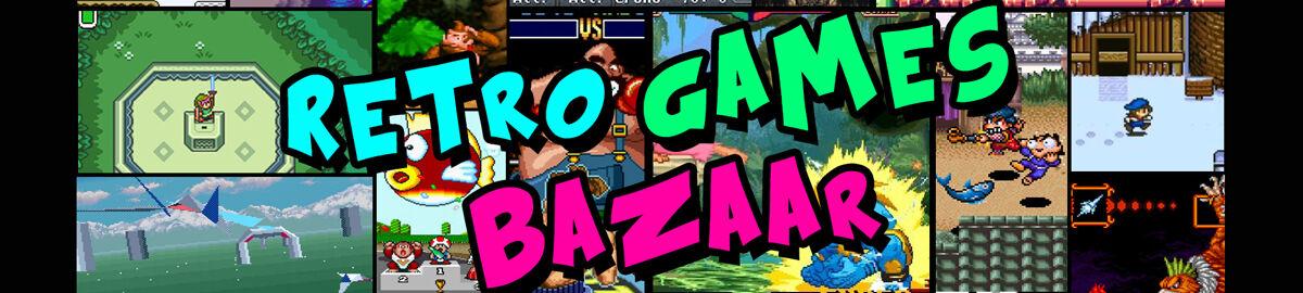 RetroGamesBazaarStore