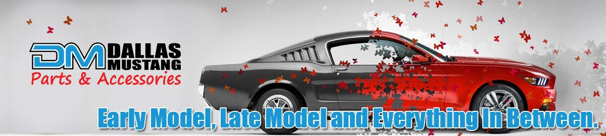 Dallas Mustang Parts & Accessories