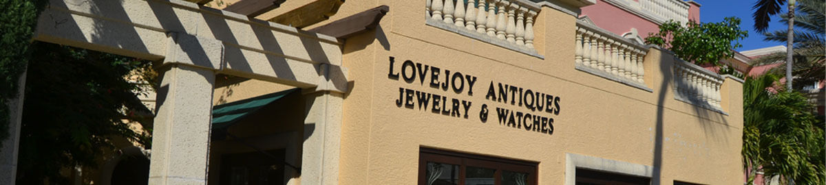 Lovejoy Antiques Jewelry Watches