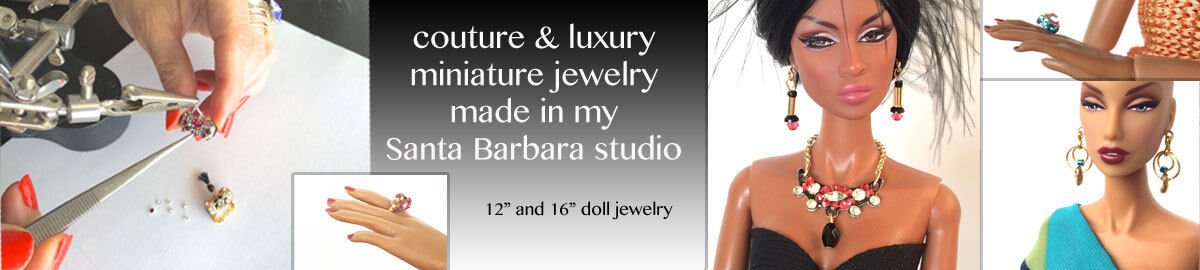 Doll Jewelry - Mini Luxe Collection